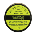 Amazing Avocado Mask with Bentonite Clay The Sudsy Soapery