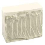 Big Fat Sudsy Soap Bar of Soap with Goatmilk, Blizzard, 10 OZ!