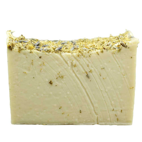 Lavender and Chamomile Castile Soap with Goat Milk