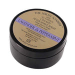 Creamy After Shave Balm, Lavender Peppermint, Mango Hemp Lotion