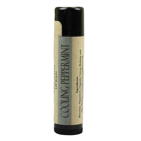 Ultra Hydrating Lip Balm with Vitamin E, Triple Butters, Peppermint