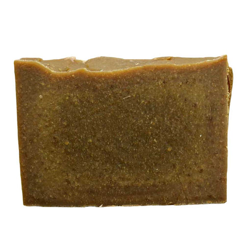 Shampoo and Body Bar with Pine Tar with Black Castor Oil and Goatmilk