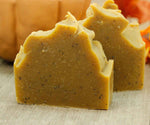 Pumpkin seasonal soap