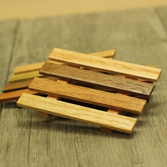 Reclaimed Wood Soap Dishes, Handcrafted in the USA