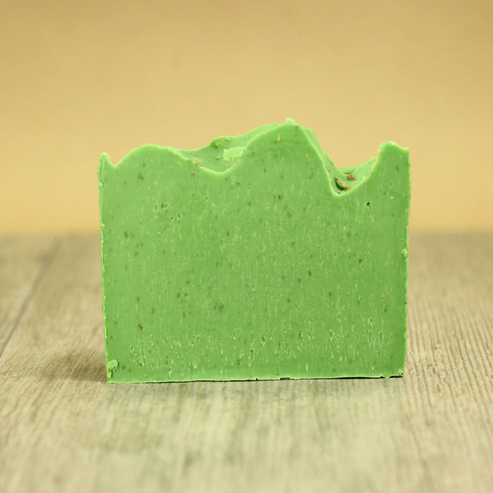 Spearmint Rosemary Patchouli Oatmeal Soap