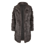 Sleek Coat Charcoal