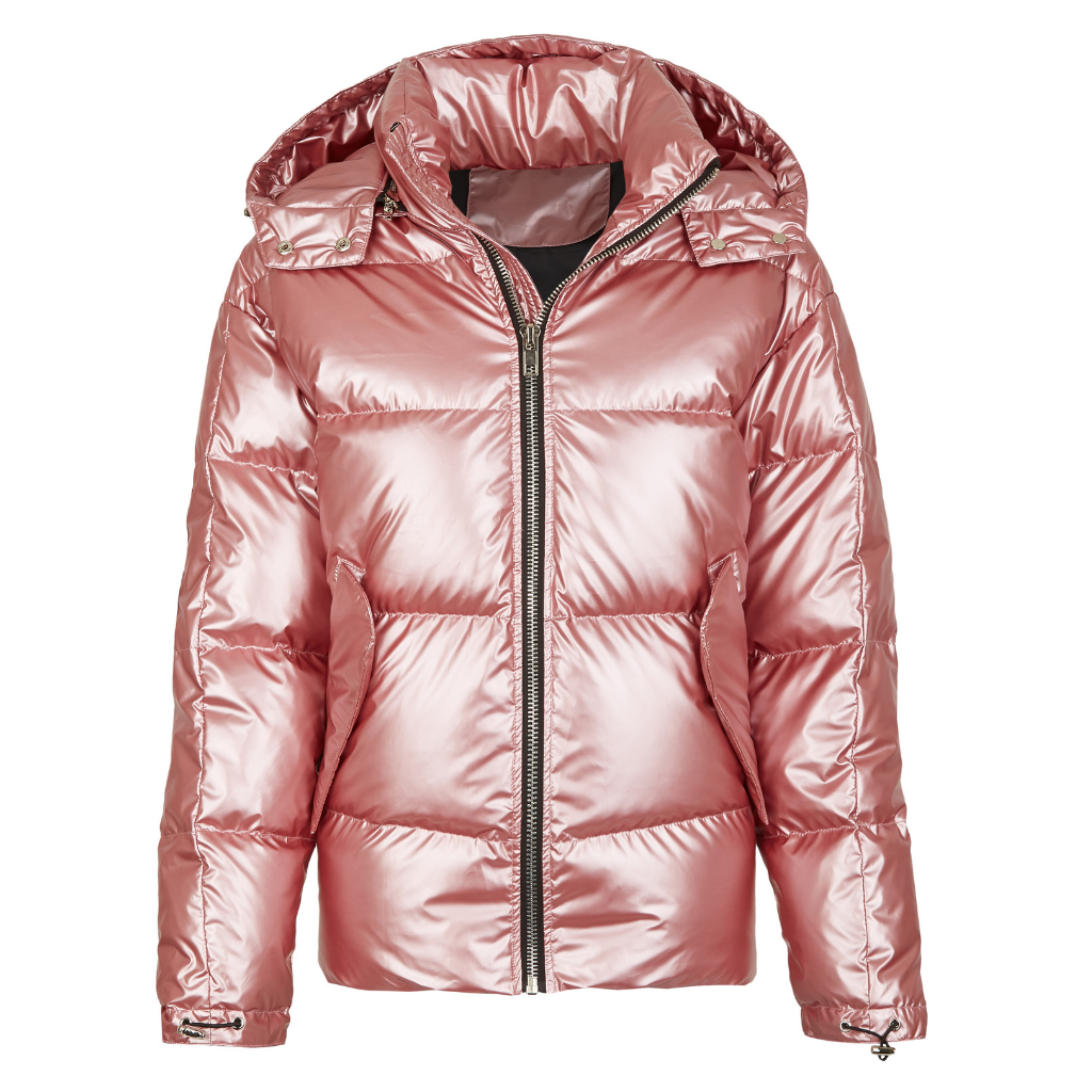 Arctic Space Down Jacket Rose