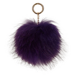 Keychain Candy Metal Violet