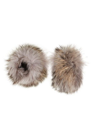 Ultra Volume Fur Cuffs
