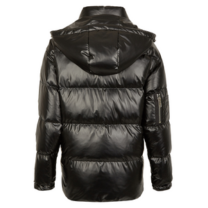 Arctic Space Down Jacket Black