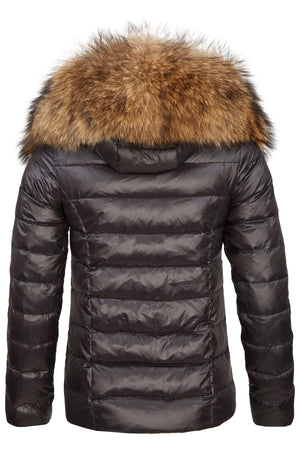 Victory Slim Down Jacket Short