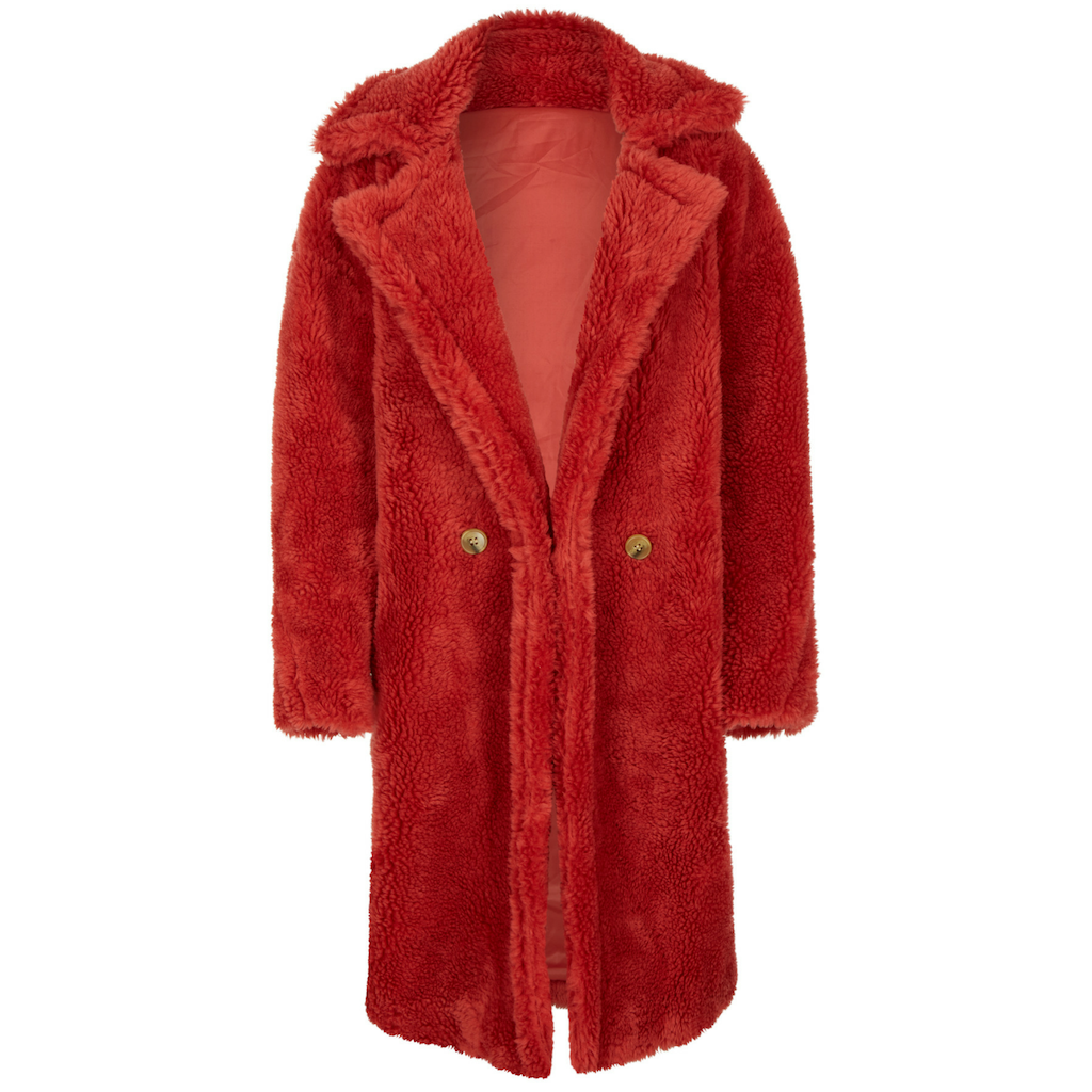 Willow Coat Red