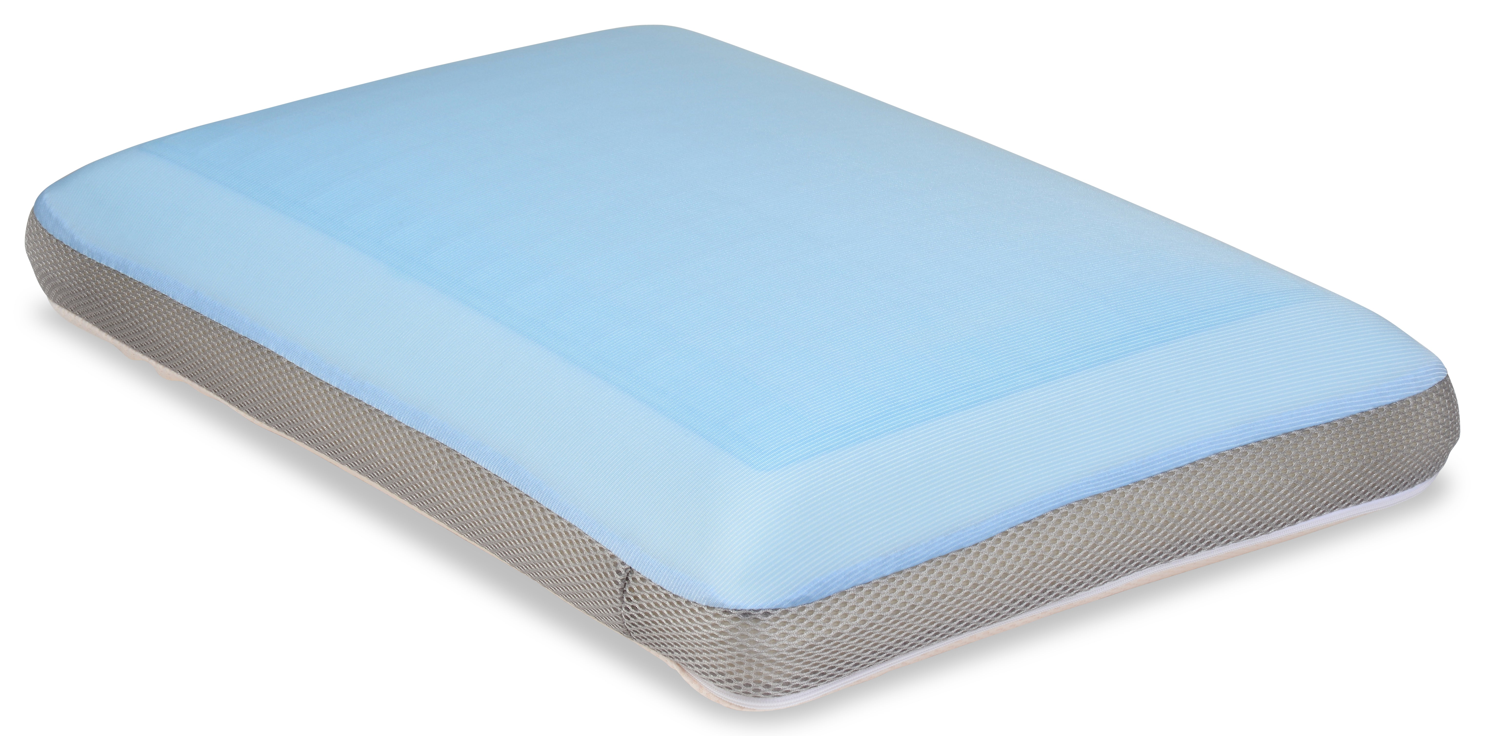 Soft Cooling Gel Memory Foam Pillow Advanced Three Fabric Cover