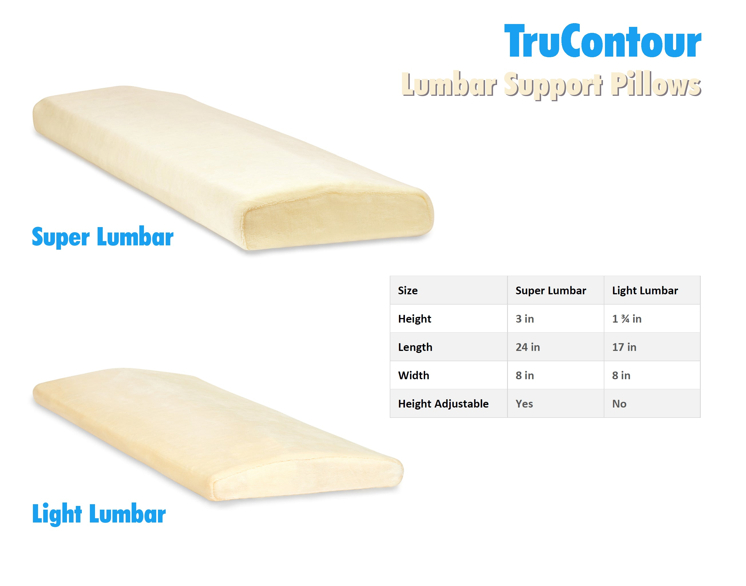 Lumbar Pillow For Sleeping Back Pain Support The Lower