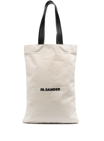 large flat shopper bag