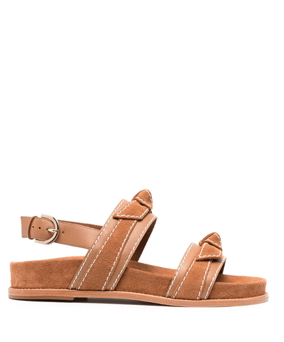 Clarita brown sandals