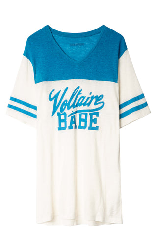 Voltaire babe t-shirt