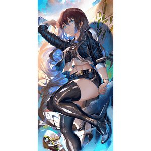 Speed Queen V2 Wall Scroll - Heroes by Design