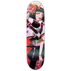 Kira Skateboard Deck - Heroes by Design