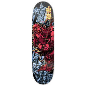 Onisa Skateboard Deck - Heroes by Design