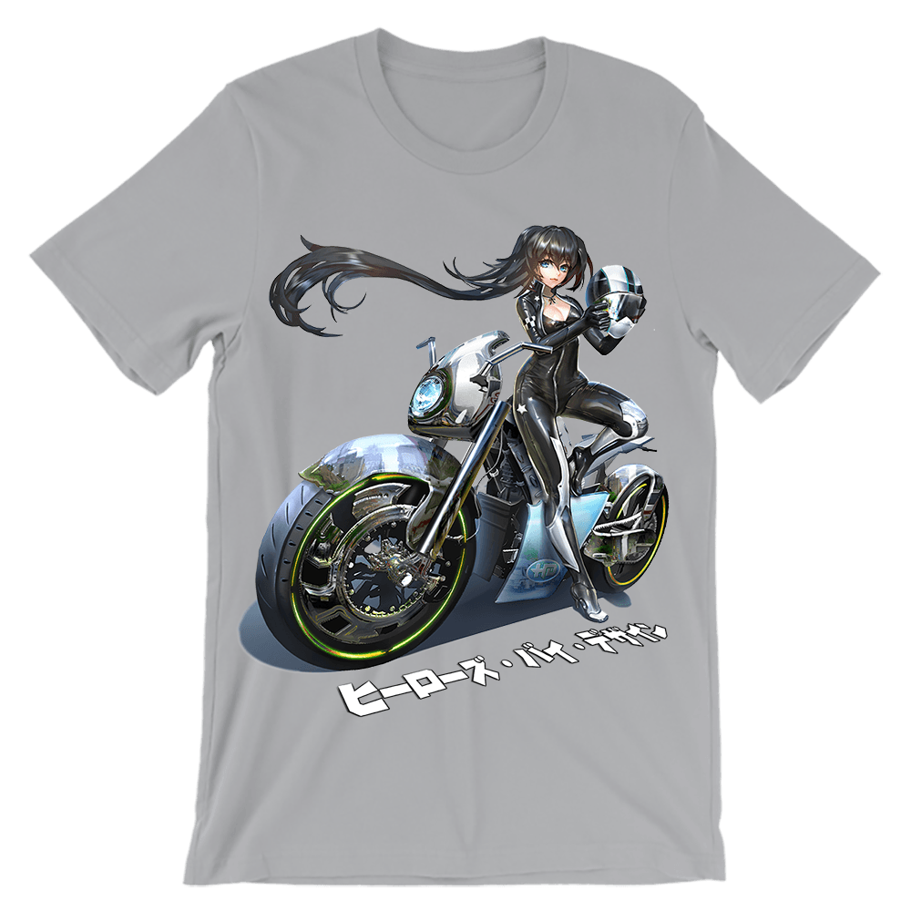 Speed Queen T-Shirt - Heroes by Design