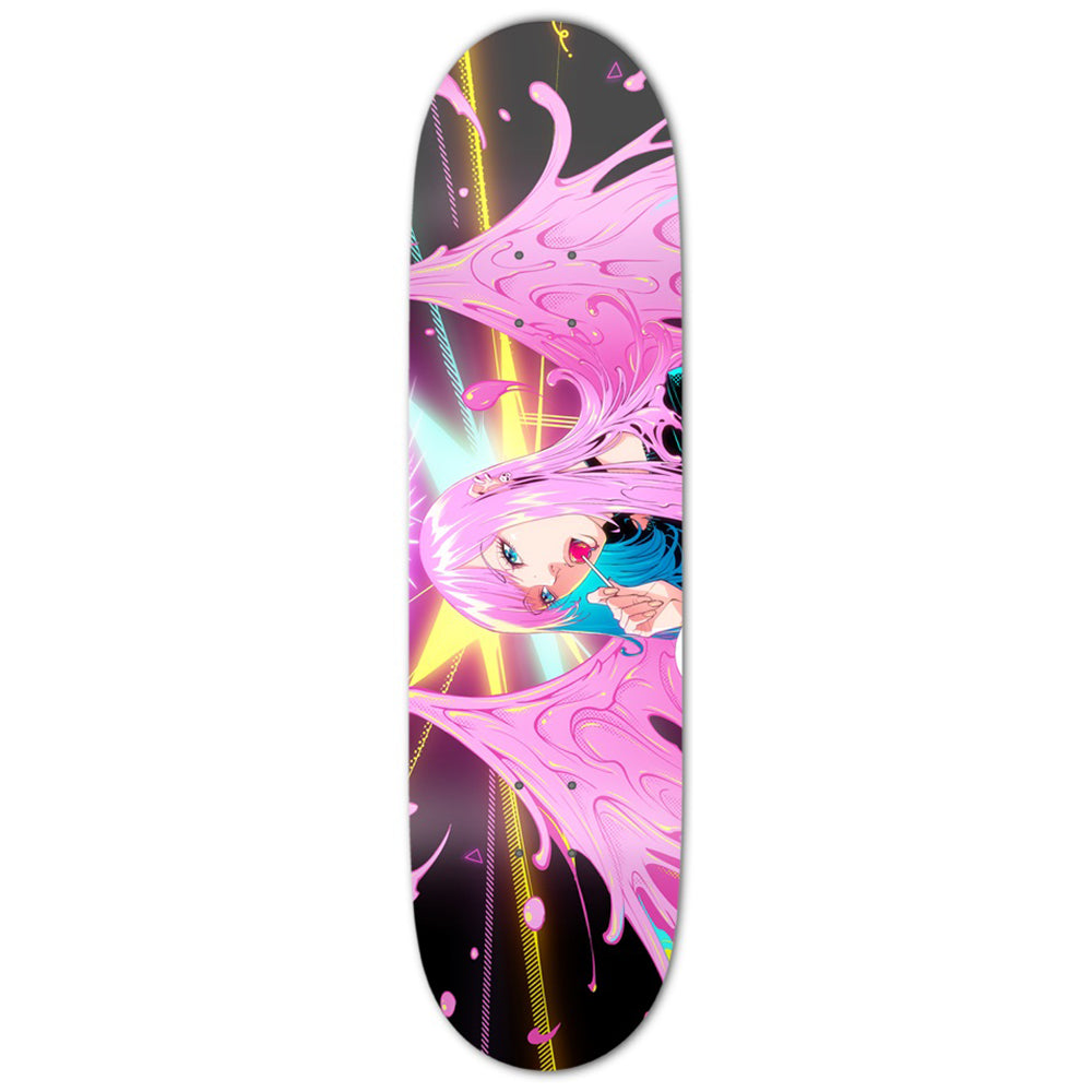 Candy Queen Skateboard Deck - Heroes by Design