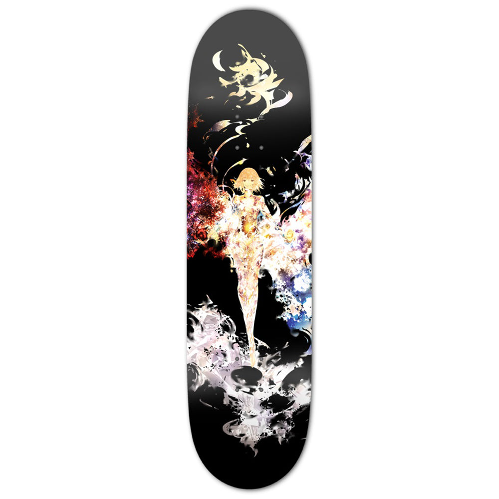 Duality Skateboard Deck - Heroes by Design