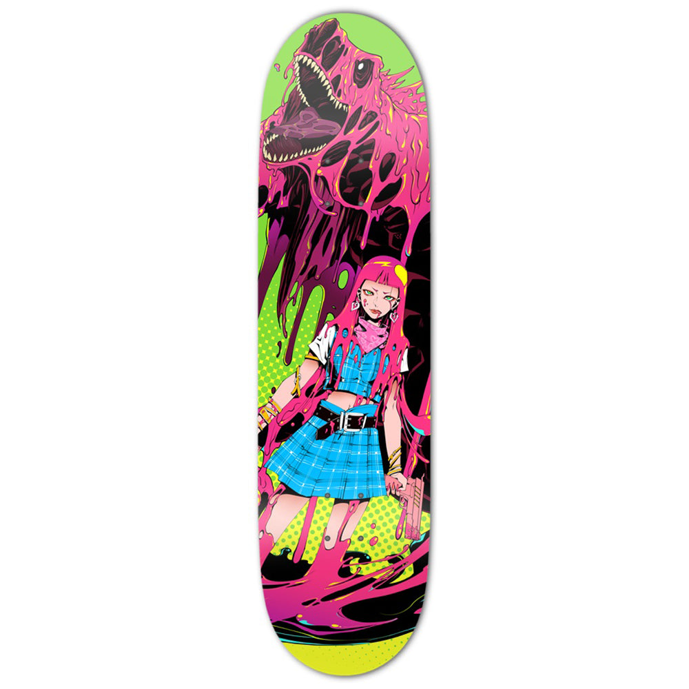 Gum Hunter Skateboard Deck - Heroes by Design
