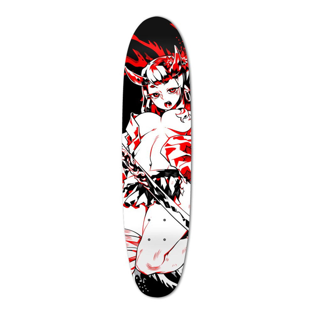 Oni Girl Cruiser Deck - Heroes by Design