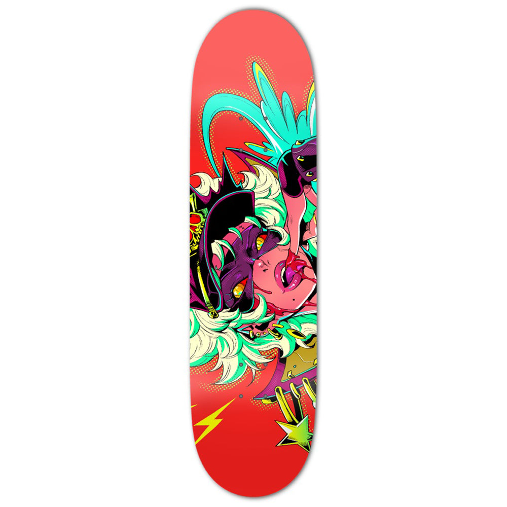 Overlord Skateboard Deck - Heroes by Design