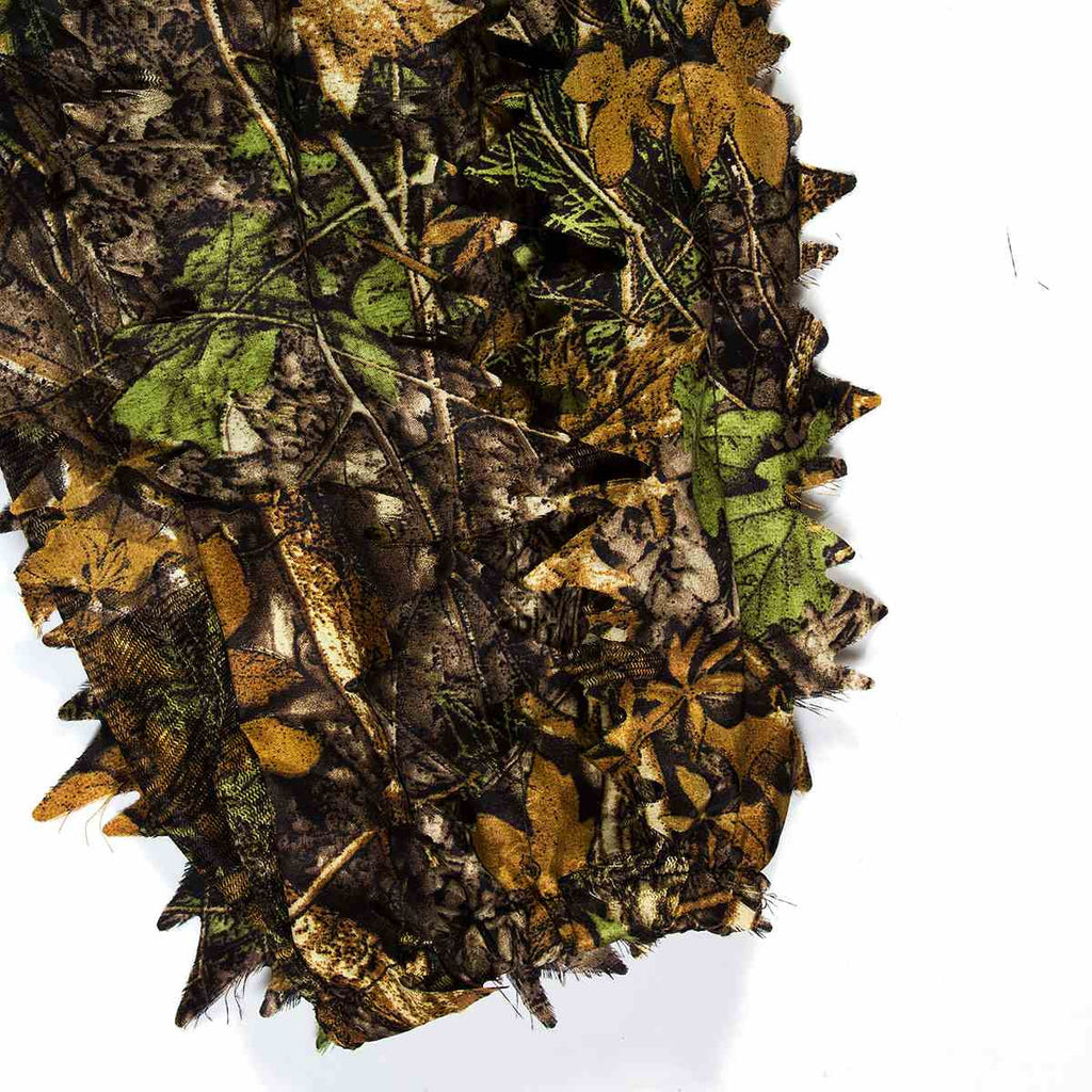 3D Leaf Ghillie Suit