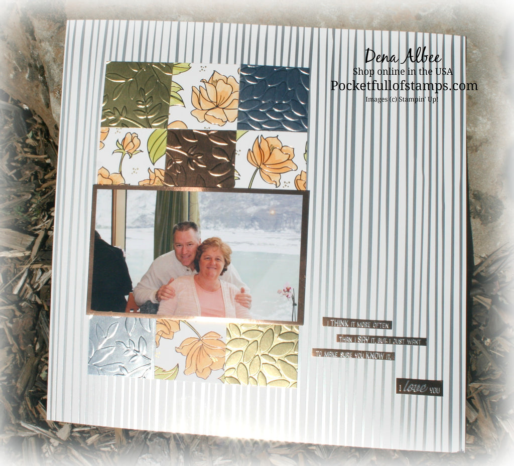Love for the Scrapbook Sunday Blog Hop
