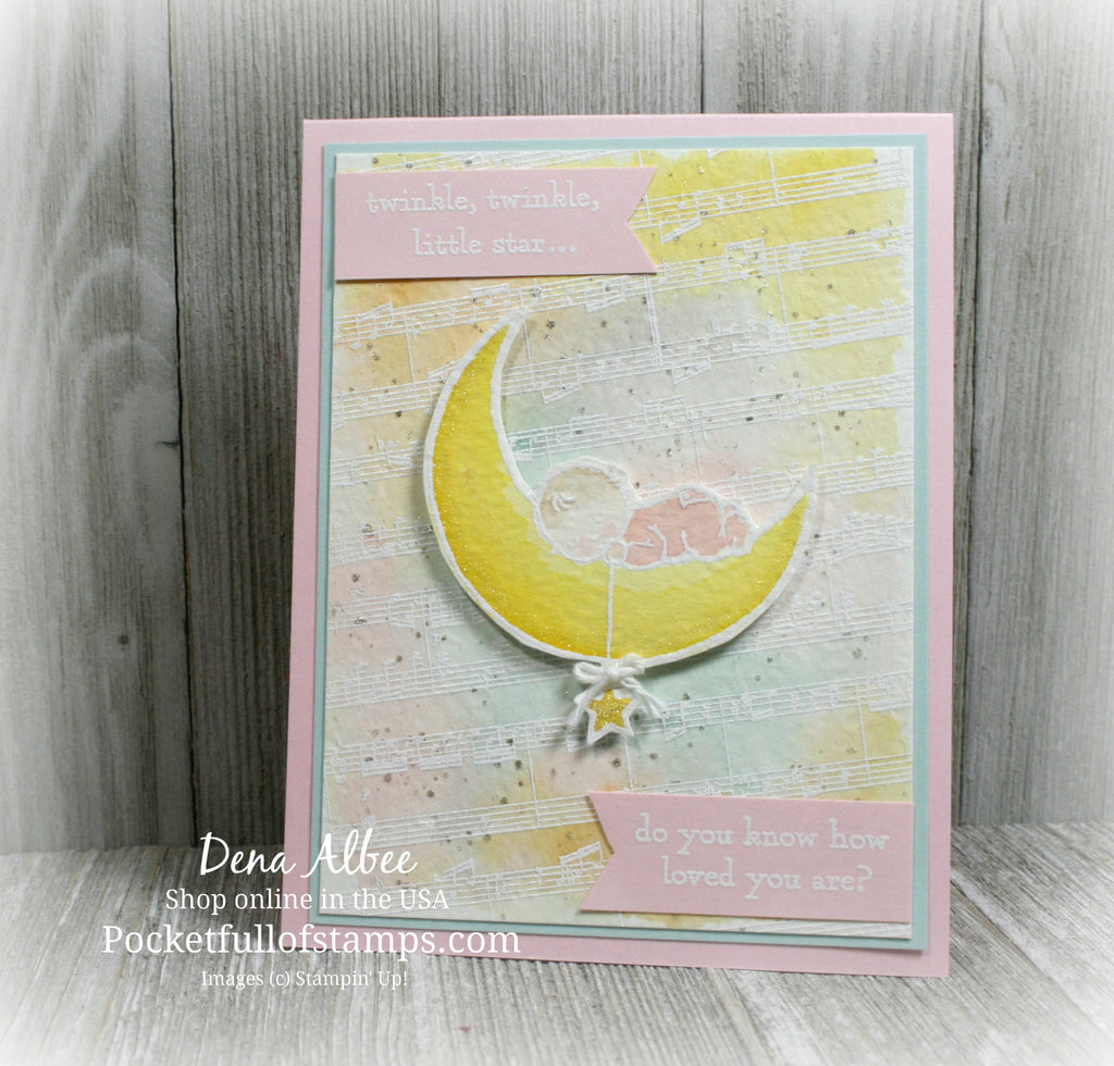 Twinkle Baby for the Ink & Inspiration Blog Hop