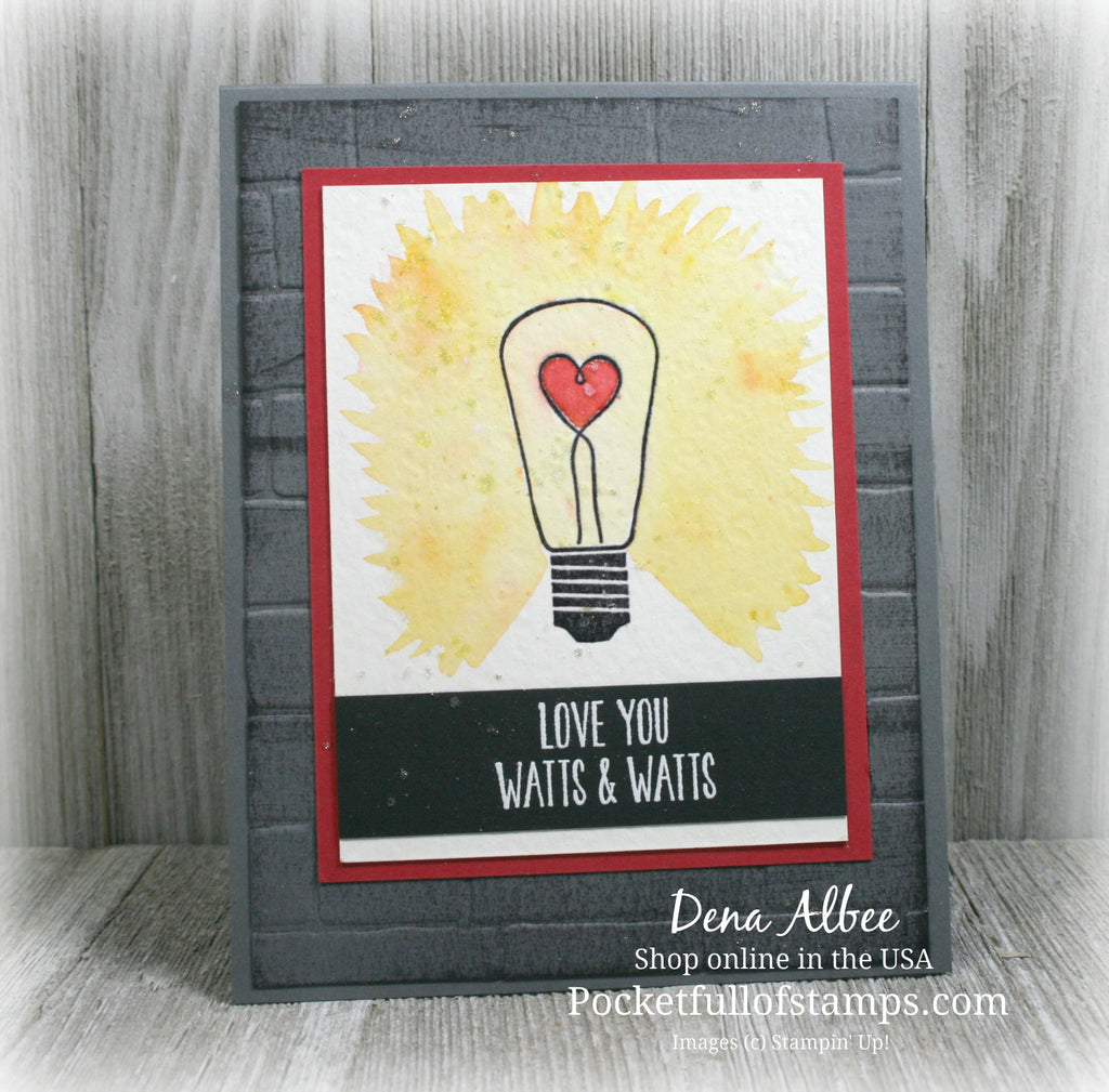Love You Watts for the Ink & Inspiration Blog Hop