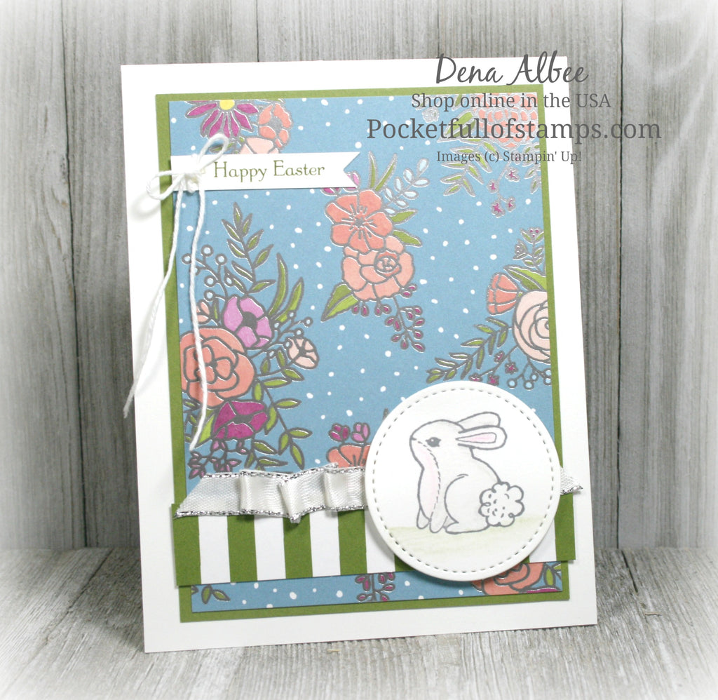 Happy Easter for the Ink & Inspiration Blog Hop