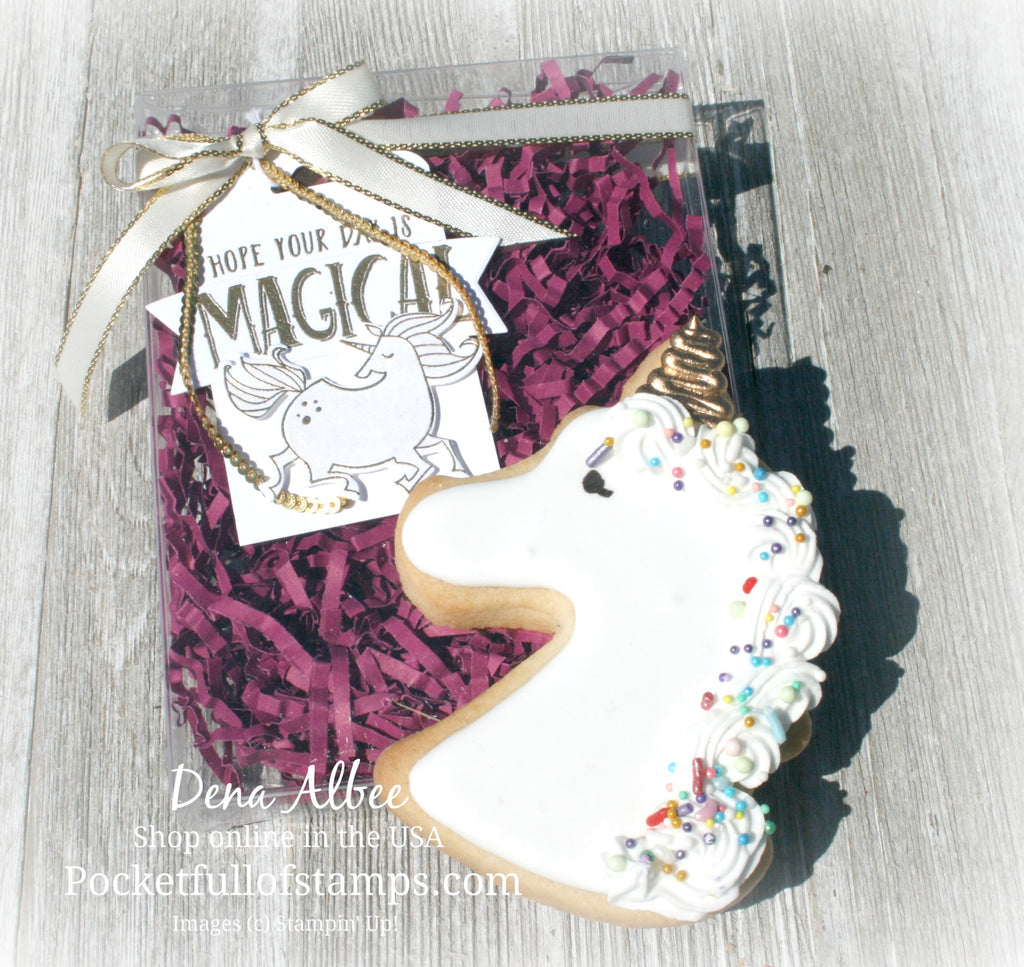 Magical Day Clear Gift Box