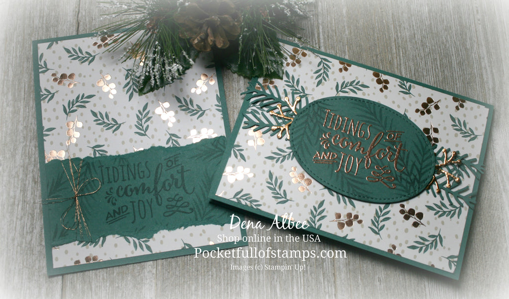 Christmas For The Stampers Dozen Blog Hop
