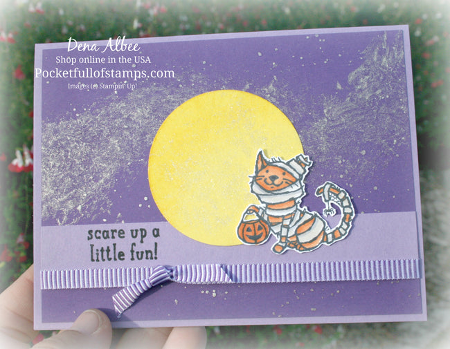 Trick or Tweet for the Ink & Inspiration Blog Hop