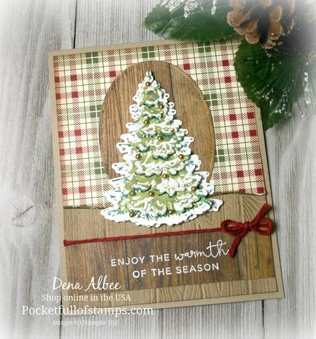 Winter Woods for the Creating Kindness Blog Hop