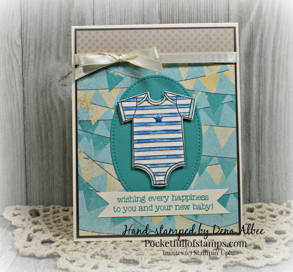 For a New Baby Boy