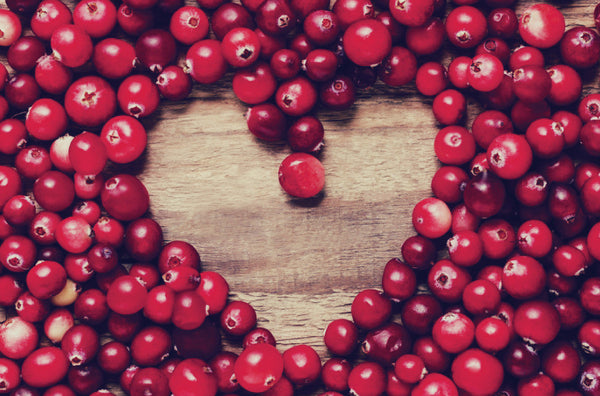 Cranberries: Nature's Exfoliants