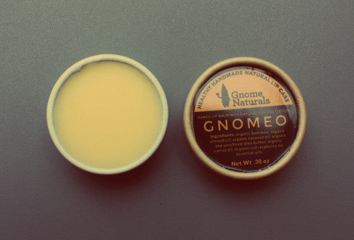 Naked Lip Balm with Natural Sun Protection
