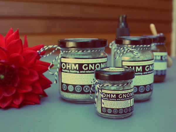 Ohm Gnome All Natural Bath Salts