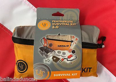 Featherlite survival kit 3.0 bugoutbag disaster emergency gear prepper GIFT UST - Sundance Survival Supply
