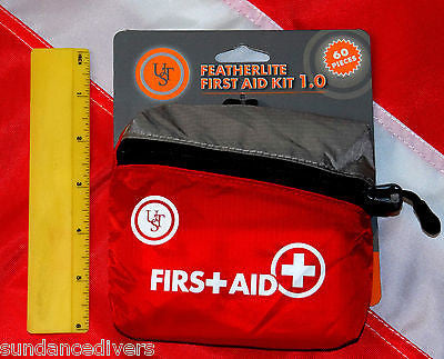 Featherlite First Aid 1.0 kit emergency disaster tactical preparedness UST 60pc - Sundance Survival Supply