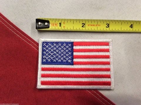 American Flag Patch novelty Rothco survival emergency tactical  military #507