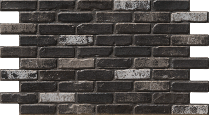 Simple Walls Faux Brick Wall Panels - Alley