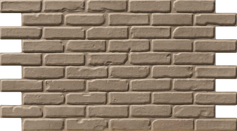 Simple Walls Faux Brick Wall Panels - Paint It Yourself