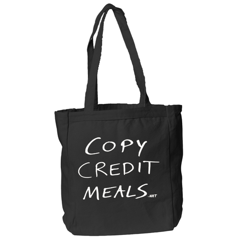 Black Book Tote