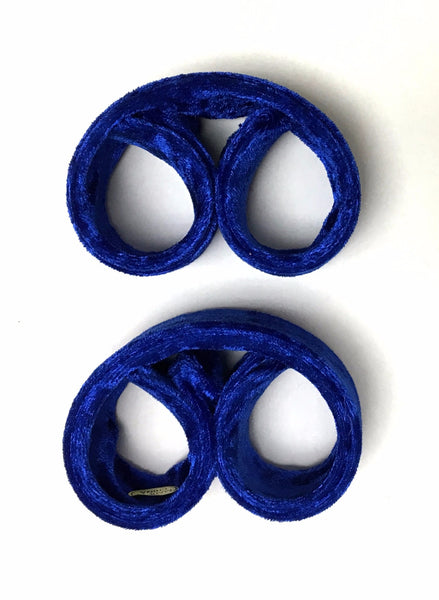 Hairagami - 2 pack Bright Blue